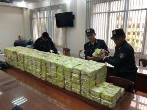 Khám xét nhà vụ vận chuyển 30KG ma túy