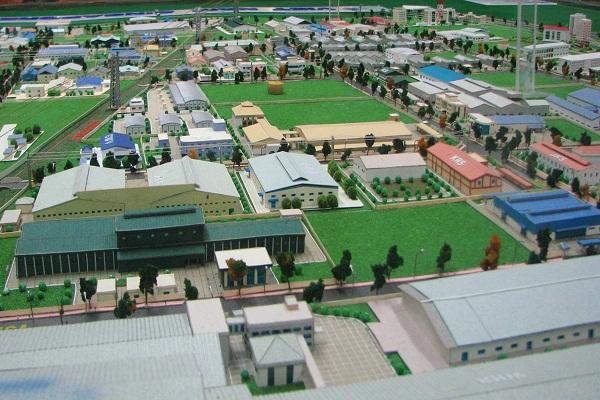 Thẩm quyền thẩm định và phê duyệt quy hoạch chi tiết xây dựng cụm công nghiệp