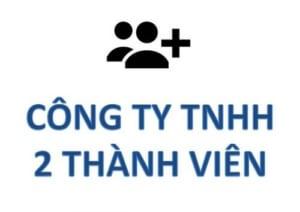 Cong ty TNHH hai thanh vien tro len theo Luat doanh nghiep