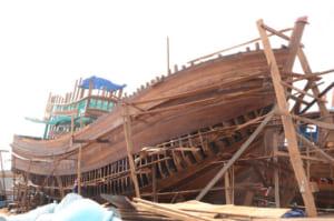 Quy định về điều kiện kinh doanh đóng mới, hoán cải, sửa chữa tàu biển