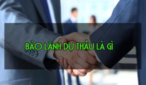 Những quy định của pháp luật về đảm bảo dự thầu