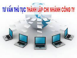 Dịch vụ thành lập chi nhánh công ty uy tín, chuyên nghiệp